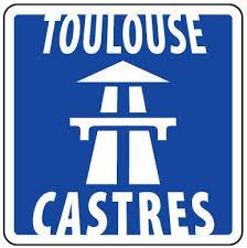 Construction de l'autoroute Castres-Toulouse