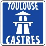 Autoroute Castres-Toulouse