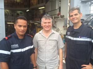 commandant + tahitien 8rpima