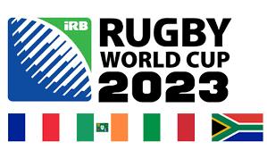 La France accueillera la coupe du monde de rugby en 2023 !