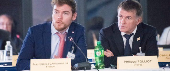 Philippe FOLLIOT participe au 17ème Forum parlementaire transatlantique annuel