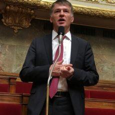 Philippe FOLLIOT interroge la ministre des Transports en hémicycle sur le projet de liaison autoroutière Castres-Toulouse