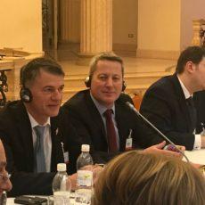 Réunions de l'AP-OTAN en Ukraine sur la situation régionale