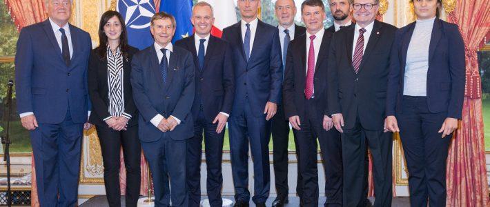 Deux journées sous le signe de l'OTAN