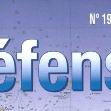 Philippe FOLLIOT écrit pour le magazine Défense de l'IHEDN