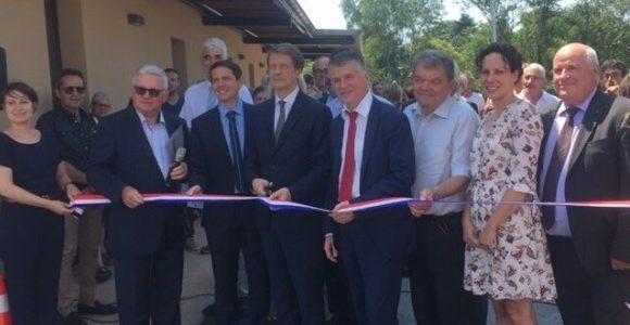 Maison des services d'Alban: Philippe FOLLIOT participe à l'inauguration