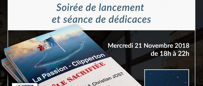 Présentation du livre «La Passion – Clipperton: l'île sacrifiée»