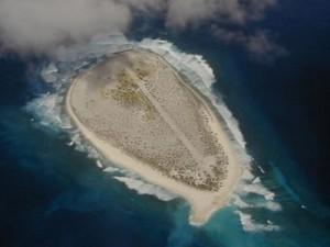 L'île de Tromelin en Terres Australes