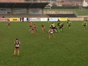 Rugby XIII Albi Lyon