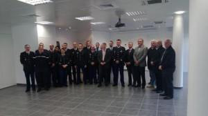 inspection gendarmerie CB Lacaune 2 avril