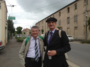 Philippe FOLLIOT et Jean LASSALLE