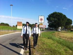 Philippe FOLLIOT et Jean LASSALLE sur les routes tarnaises