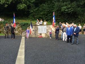 Monument aux morts gijounet