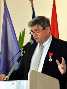 legion d honneur Hervé PINGAUD