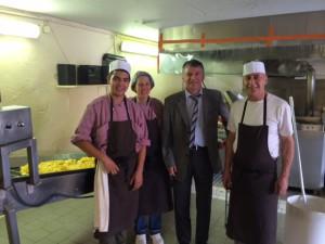 visite entreprise Chips a Barre