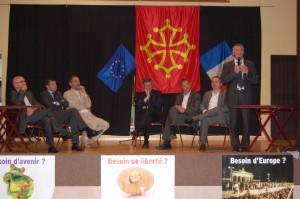 Table ronde sur la réforme territoriale