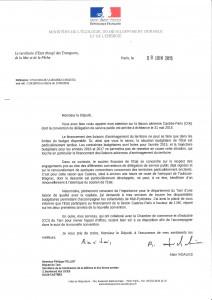 réponse Vidalies aeroport Castres