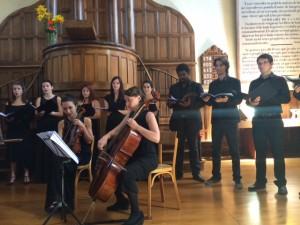 concert Temple Vabre