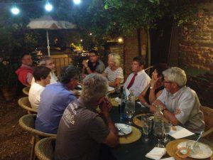 Philippe FOLLIOT aux côtés des maires de la Communauté d'Agglomération de l'Albigeois