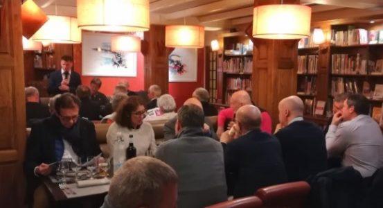 Festival Rugb'images : dîner-débat de lancement à Saint-Pierre-de-Trivisy