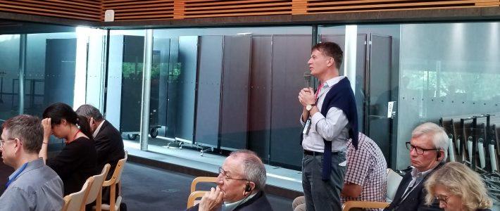 Philippe FOLLIOT en déplacement au Japon avec l'Assemblée Parlementaire de l'OTAN