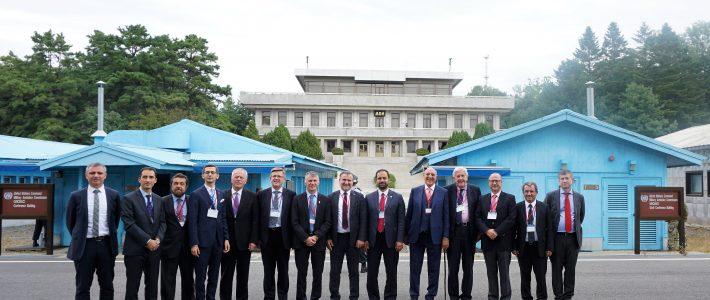 Philippe FOLLIOT en déplacement à Séoul dans le cadre de l'Assemblée parlementaire de l'OTAN