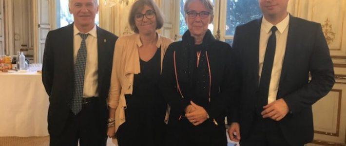 Communiqué de presse: La ministre des Transports s'engage pour une réalisation de l'autoroute Castres-Toulouse à l'horizon 2022
