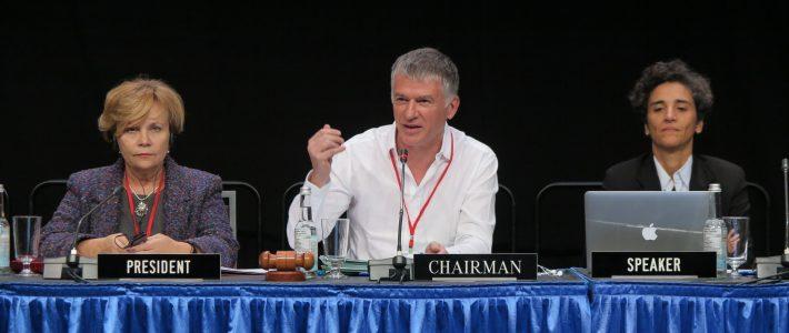 Philippe FOLLIOT en déplacement à Halifax dans le cadre de l'Assemblée Parlementaire de l'OTAN