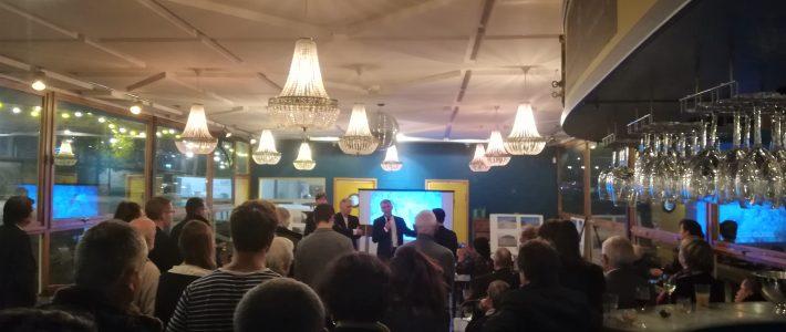 «La Passion – Clipperton, l'île sacrifiée»: une belle soirée de lancement à Paris