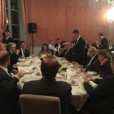 L'arbitrage en question: un dîner-débat de qualité au Ministère de l'Agriculture et de l'Alimentation