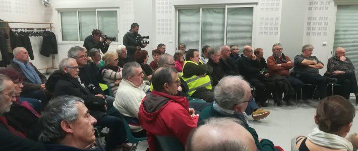 Compte-rendu du Grand débat organisé à Lafenasse