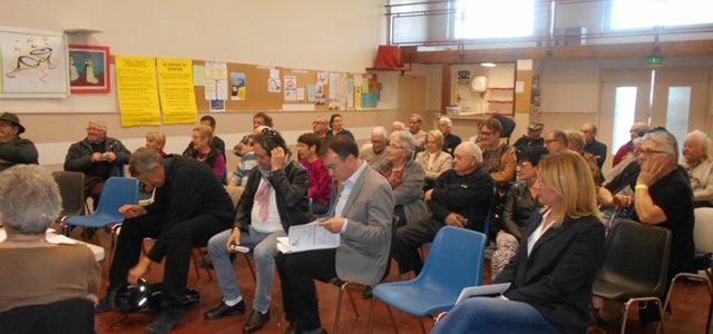 Association de quartier Mézard-Ranteil: Philippe FOLLIOT représenté par Muriel ROQUES ETIENNE