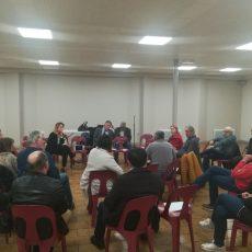 Retour sur le Grand débat organisé à Castres par Philippe FOLLIOT