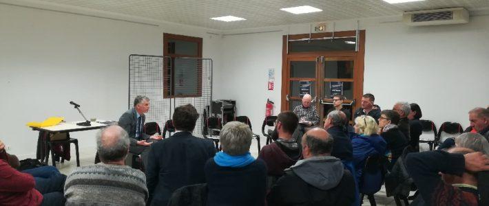 10ème Grand débat organisé par Philippe FOLLIOT à Brassac