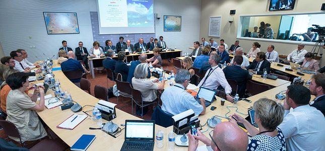 Philippe FOLLIOT intervient en Commission de la Défense