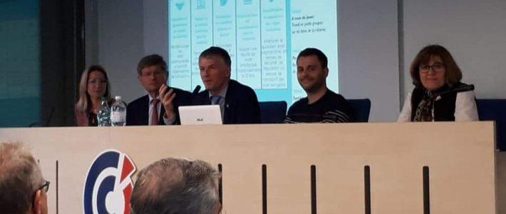 Les parlementaires du Tarn animent un atelier législatif sur la loi d'orientation des mobilités