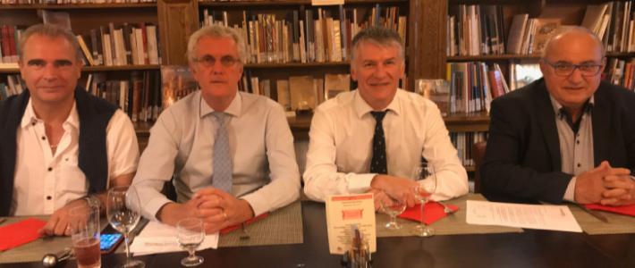 Dîner-débat autour de Jacques RIVOAL sur la Coupe du monde de rugby France 2023