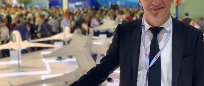 Philippe FOLLIOT participe au Salon du Bourget 2019