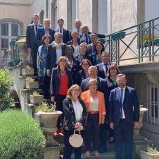 Les députés du groupe « Occitanie Avenir » en déplacement dans l'Aude