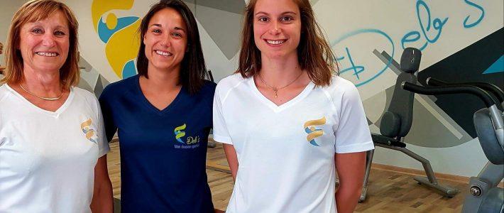 Muriel ROQUES ETIENNE rencontre les équipes de la salle de sport Deb's à Puygouzon