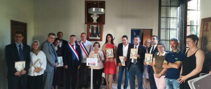 La délégation parlementaire égyptienne en visite dans le Tarn et à Toulouse