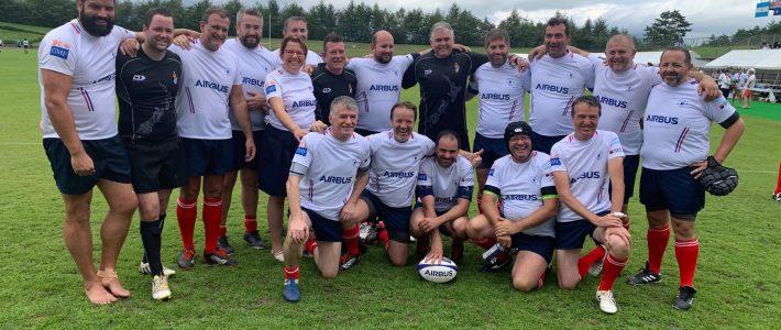 L'Amicale Parlementaire de Rugby rencontre la Fédération Française de Rugby
