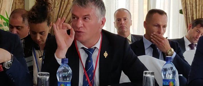 Assemblée parlementaire de l'OTAN : Philippe FOLLIOT en déplacement en Ethiopie