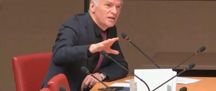 Délégation aux Outre-mer : Philippe FOLLIOT intervient sur la problématique des espèces invasives