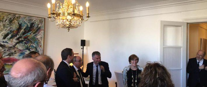 Congrès des maires : les élus Tarnais reçus à l'Assemblée nationale