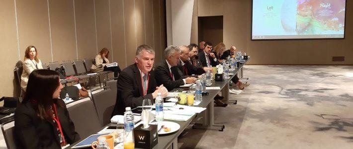 Philippe FOLLIOT en déplacement en Jordanie pour l'Assemblée parlementaire de l'OTAN