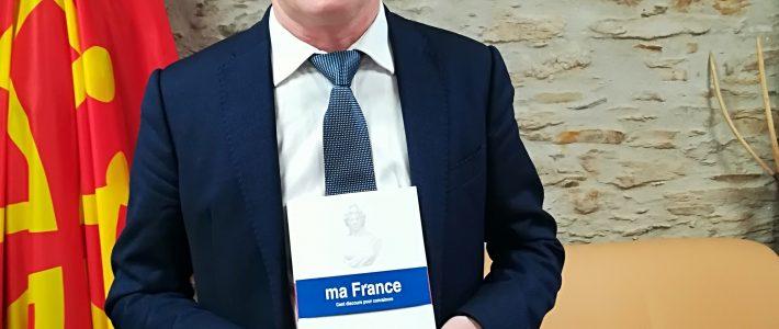 Sortie du livre «ma France – Cent discours pour convaincre»