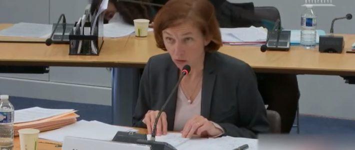 Tensions Grèce / Turquie : Philippe FOLLIOT interroge la Ministre des Armées en Commission Défense