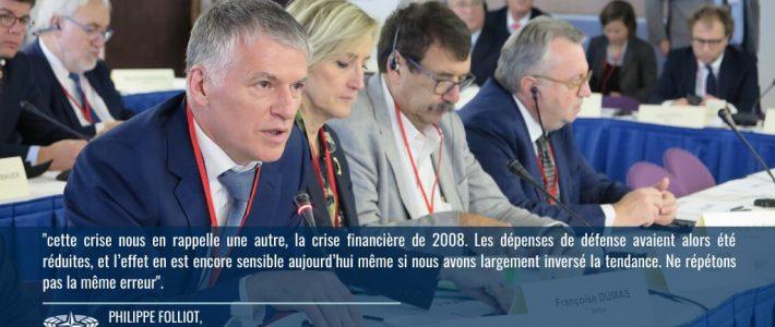 Covid-19 : Entretien avec Philippe Folliot sur la mobilisation des Alliés, la lutte contre la désinformation et l'impact de la crise sur la région MOAN