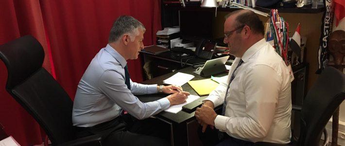 Philippe FOLLIOT s'engage pour la revalorisation des retraites agricoles